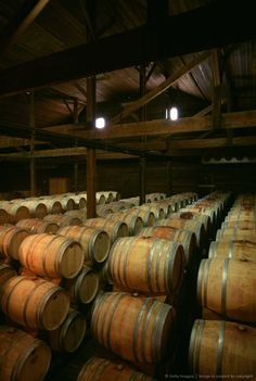 Wine Cellar, Napa Valley CA