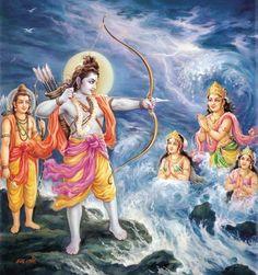 Manifestations of the major Hindu deities Shiva Art, Ganesha Art, Krishna Art, Hindu Art, Hindu Deities, Hinduism, Lord Sri Rama, Hanuman Ji Wallpapers, Lord Rama Images