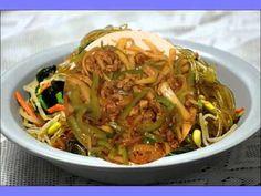 #3 Japchae 잡채 #Korean glass noodles stir-fried