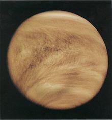Vénus (planeta) – Wikipédia, a enciclopédia livre