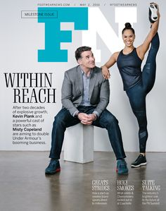 Misty Copeland Opens Up About Under Armour, Ballet & Her New Principal Dancer…