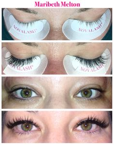 19 Best Novalash Eyelash Extensions images in 2013 | Eyelash