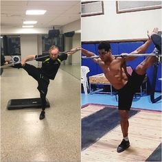 Close enough... #ehabwouldbeproud #mobility @mohamed_ehab_youssef  #weightlifting #olympicweightlifting #oly #olylifting #gym #crossfit #nike #fitness #myjourneybacktoweightlifting  @angiewydall