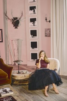 Meet interior designer Rose Uniacke PAD London Prize winner 2015 | Harper's Bazaar