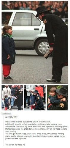 it's amazing how loved he was and still is .. WE LOVE YOU MICHAEL <3