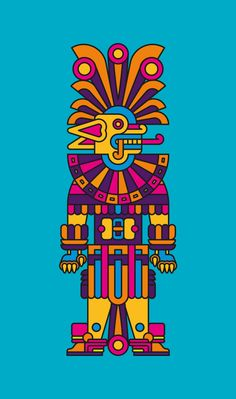 © 2015 Christian Chladny / www.chladny.com // Casita Oaxaca // Illustration