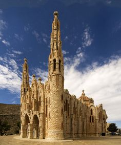 Santuario de Santa Maria Magdalena,  Novelda, Alicante, Spain
