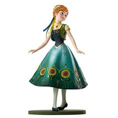 Anna ''Couture de Force'' Figure - Frozen Fever