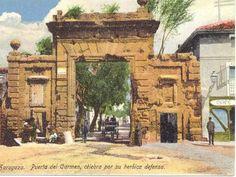Puerta del Carmen . Zaragoza