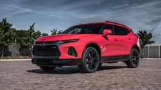 2019 Chevy Blazer looks to the Camaro for design inspiration - Roadshow Chevrolet Blazer, Chevrolet Suv, Chevrolet Impala, Chevy Truck Models, Chevy Trucks, 4x4 Trucks, Lifted Trucks, Most Reliable Suv, Best Midsize Suv