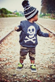 my future son. also an outfit i would wear.