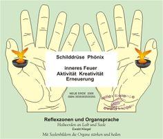 Reflexología y el lenguaje corporal de la tiroides por Ewald Kliegel (c)