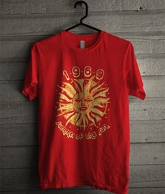 About 1969 Summer Of The Sun T-Shirt from bigboze.com This t-shirt is Made To Order, one by one printed so we can control the quality. We use newest DTG Technology to print on to T-Shirt. Color variant is black, gray, red, white.