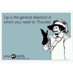 Aka Thunder Up