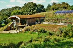 Earth Sheltered Homes: Energy-Efficient, Living With the Land ...