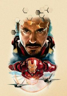 Tony Stark-Iron Man........