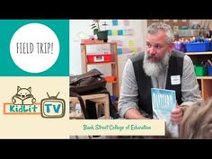 Field Trip!   Bank Street College of Education - Susannah Richards, PhD interviews several of the accomplished kid lit creators