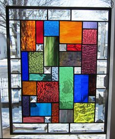 Stained Glass Heirlooms: Zeal