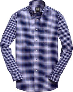 X-Future Men Plaid Short Sleeve Relaxed Fit Casual Plus Size Contrast Checkered Shirt