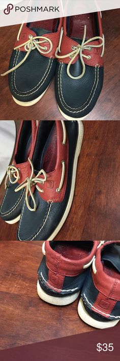 Mens Sperry  top-siders - Sz 13 Excellent Gently Used Condition Sperry Top-Sider Shoes Boat Shoes