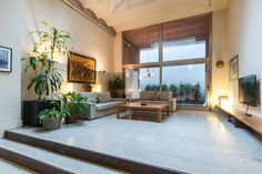 in Barcelona, ES. Beautiful loft apartment for 6 people in the bohemian district of Gracia in Barcelona.  Your 160 sqmt apartment is truly amazing. It consists of two open floors. The lower floor includes living room, dining room and fully equipped kitchen. You als...