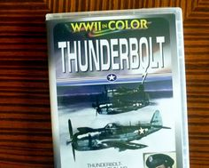 Thunderbolt 1947 DVD Jimmy Stewart, William Wyler, John Sturges WWII in color Like New!