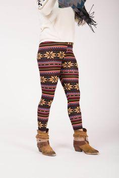 Imani - Winter print Winter Leggings, Leg Warmers, Legs, Fashion, Leg Warmers Outfit, Moda, Fashion Styles, Fashion Illustrations, Bridge