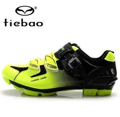58.80$  Watch now - http://aliw01.worldwells.pw/go.php?t=32743145516 - TIEBAO Cycling Shoes 2017 Men Athletic zapatillas deportivas mujer Mountain Bicycle Shoes Bike athletic Sneakers Racing Shoes