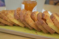 Cucina di Barbara: food blog: Ricetta Fette biscottate con lievito madre