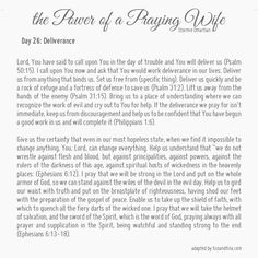 Power of A Praying Wife Day 26
