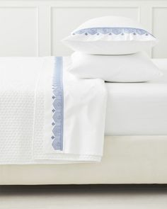 Shop the Serena & Lily bedding collection today and discover luxury sheet sets with designer sheets made of cotton. Home Decor Near Me, Home Decor Sale, Spring Home Decor, Luxury Sheets, Luxury Bedding, White Paint Colors, Modern Bedroom Design, Beautiful Bedrooms, Beautiful Space