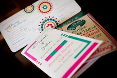 Wedding Welcome Brochure PDF by SavSmilesDesigns on Etsy, $15.00