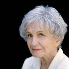 Alice Munro, great canadian writer. Congratulations to the 2013 Nobel Laureate in Literature!