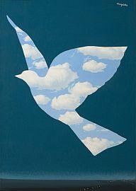 """国立新美術館 THE NATIONAL ART CENTER, TOKYOルネ・マグリット(1898-1967)は、ベルギーの国民的画家であり、20世紀美術を代表する芸術家です。シュルレアリスムの巨匠として知られていますが、枠にとどまらず、独自の芸術世界を作り上げました。言葉やイメージ、時間や重力といった、私たちの思考や行動を規定する""""枠""""を飛び超えてみせる独特の芸術世界は、その後のアートやデザインにも大きな影響を与えました。日本におけるマグリットの展覧会は、1970年代以降何度か開かれてきましたが、本格的な回顧展は2002年以来、実に13年ぶりとなります。 ベルギー王立美術館、マグリット財団の全面的な協力を得て、世界10か国以上から代表作約130作品が集まる本展に、どうぞご期待ください。"""