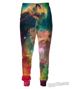 Bespin Sweatpants - Rage On! - The World's Largest All-Over Print Online Retailer.