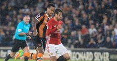 Manchester United team vs Man City confirmed as Mkhitarayan and Lingard start