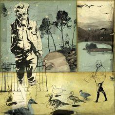 Lars Henkel Collage and Illustration 7