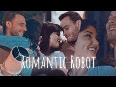 Serkan bolat Romantic robot scenes (01x12) english subtitles || sen cal kapimi || serkan and eda - YouTube Movie Couples, Cute Couples, Platonic Love, Romantic Scenes, Chemistry, Robot, Harry Potter, English, Film