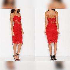 STUDIOL9   Crocheted Crop Top Scalloped Hem Dress - Groceries? Maybe. New dress? definitely. http://www.studiol9.com/#!product-page/c6np/940ff3b4-1813-cd36-f7d3-671ec712921a