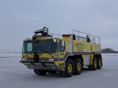 Edmonton International Airport Emergency Response 4
