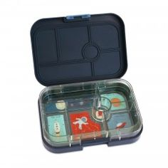 Yumbox Espace Blue 6 compartment