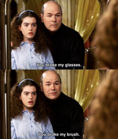 the princess diaries. ♡