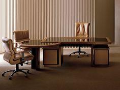 ELITE 办公桌 by i 4 Mariani 设计师Guido Faleschini