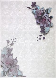 Ricepaper for Decoupage Decopatch Scrapbook Craft Sheet A/3 Roses on White Lace