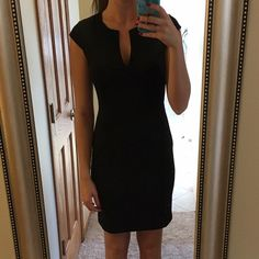 [succulent] black   long zipper   loose   work   dress free gift with purchase   ships in two business days offers only considered with tool   10% off bundles visit me on instagram: @flowersandgray {please ask all questions before purchasing} Dresses
