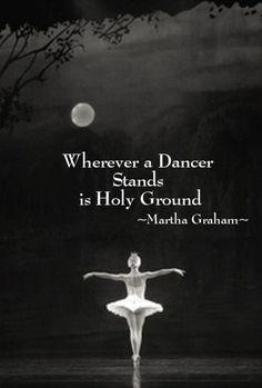 #MarthaGraham #dancequotes #truth