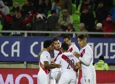Perú provoca la segunda sorpresa en el Grupo C al derrotar 1-0 a Venezuela