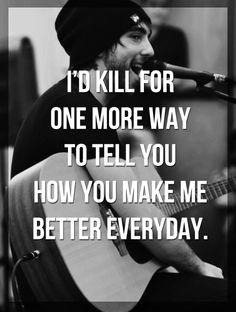 all time love lyrics