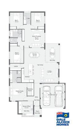 Santa Monica I | Dale Alcock Homes