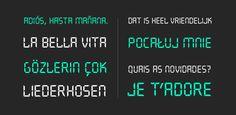 Fonts - Quartz by URW++